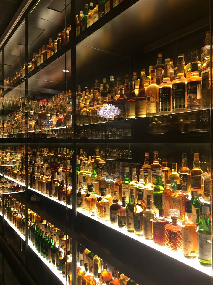 J3 Scotch Whisky Heritage center